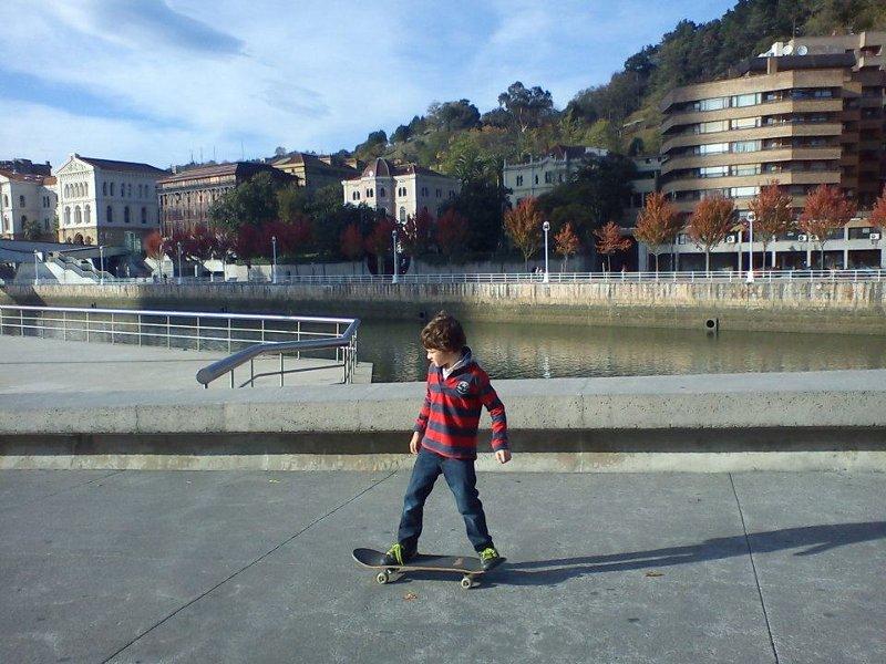 bilbao - skate city