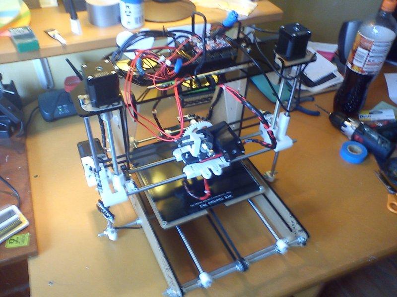 Prusa Air V2 - câblage imprimante 3D
