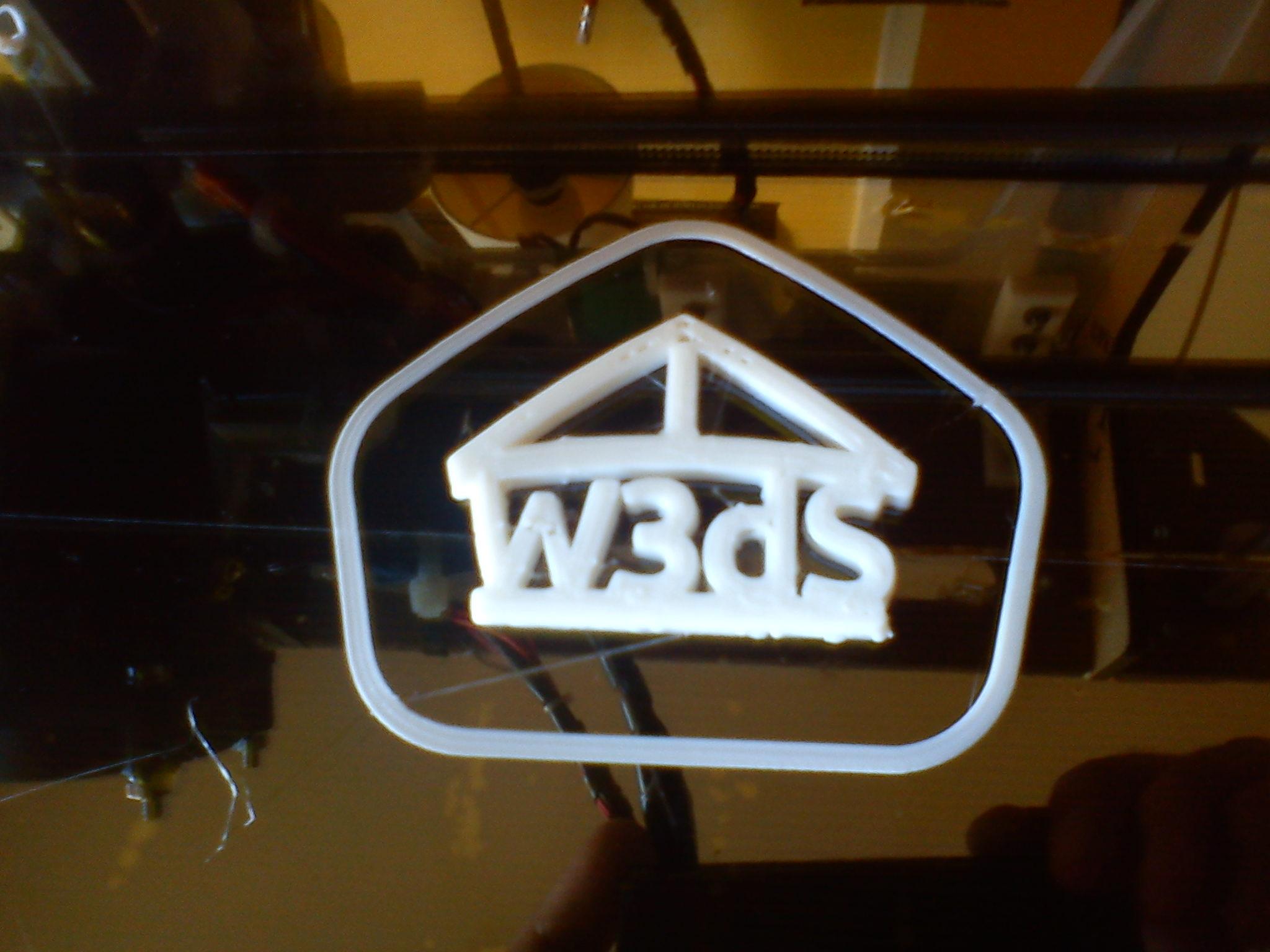 logo wood 3d service - imprimante 3d