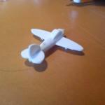avion imprimante 3d