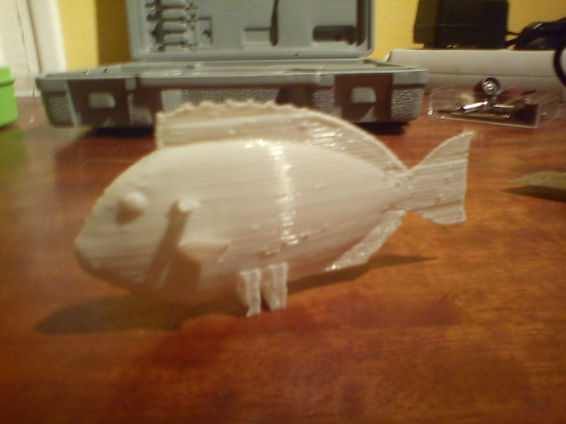 poisson impression 3d