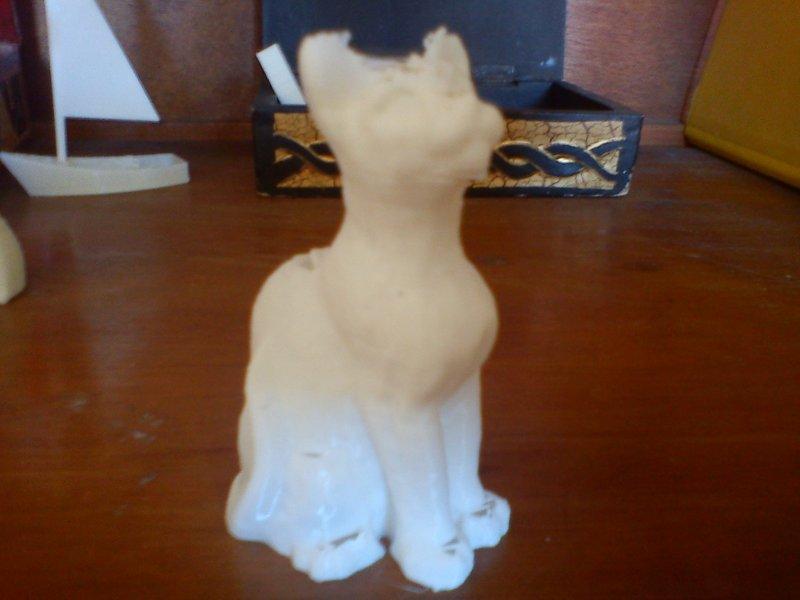 chat imprimante 3d