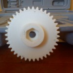 roue extrudeur imprimante 3d reprap