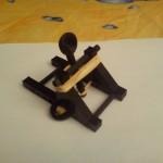 Catapulte impression 3d