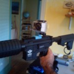 support gopro airsoft