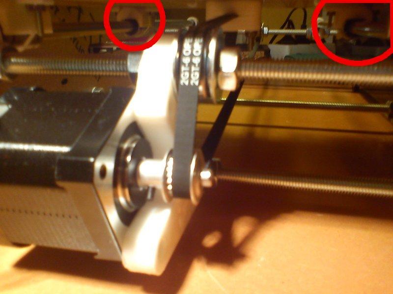 Fixation du lit - imprimante 3d