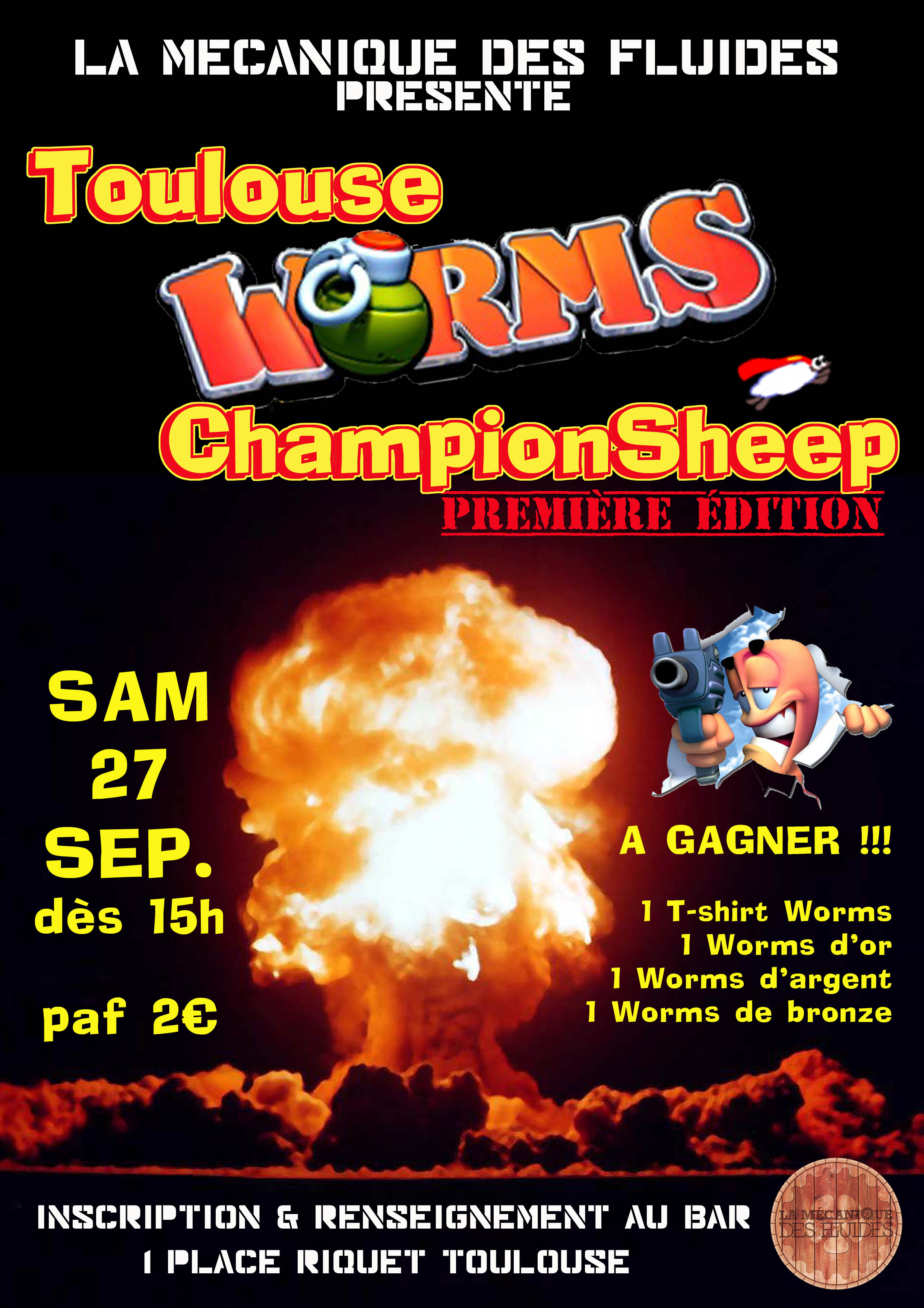 affiche tournois worms copie