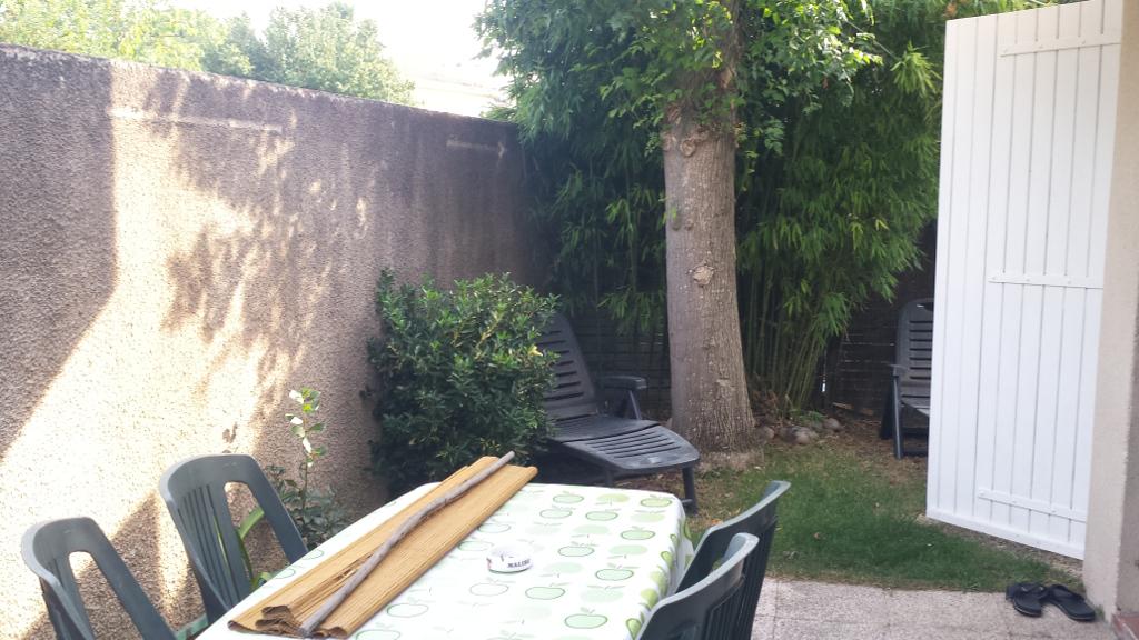 Jardin appart